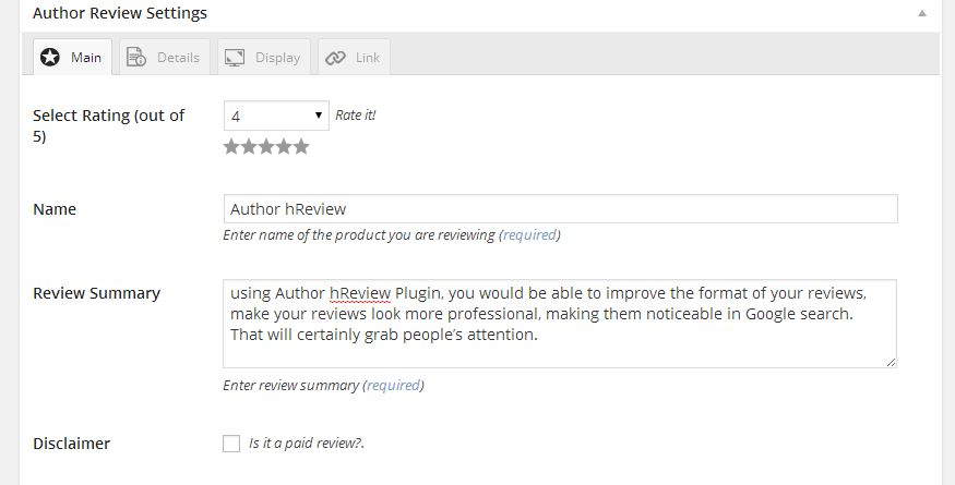 Author hreview 2