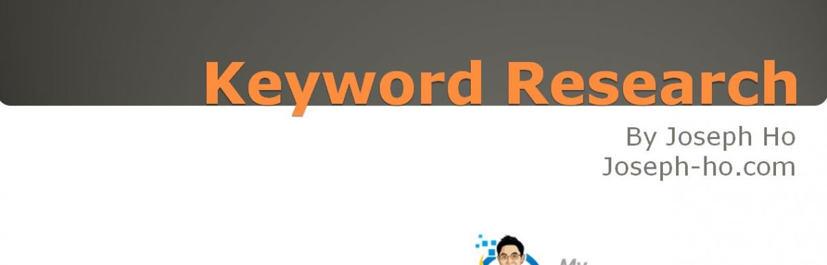 How to do Keyword Research For Your Business
