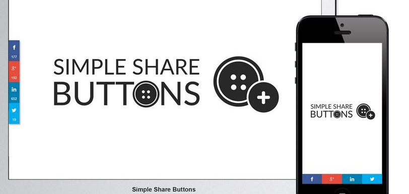 Simple Share Buttons Review