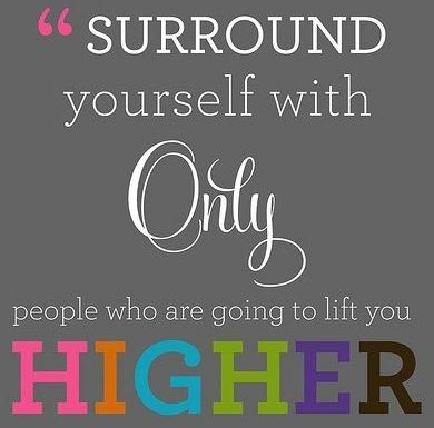 Are You Spending Your Time With The Right People?