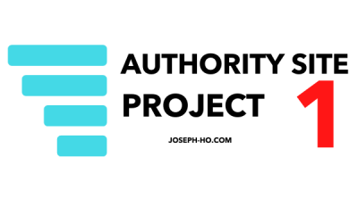 Authority Site Experiment – March 2014 Update